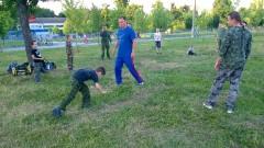 Тренировки июнь 2017